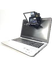 Glide Gear 3 in 1 TMP 75 Laptop Smartphone Prompt DSLR Video Zoom Teleprompter