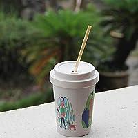 Compra XJLLOVE Paja de Trigo Natural 100% Biodegradable, ecológica ...