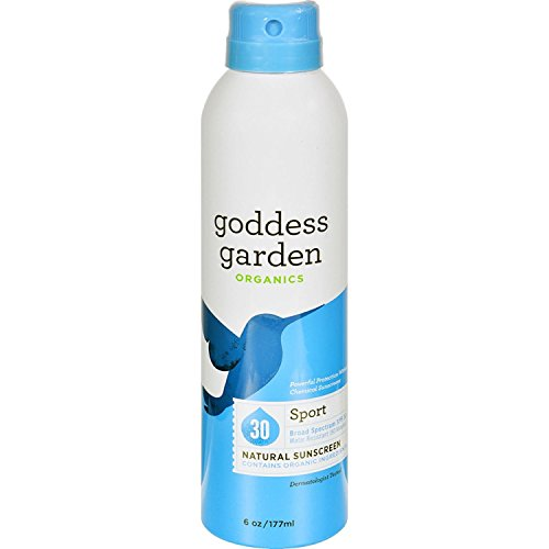 Goddess Garden Natural Sunscreen Ingredients product image
