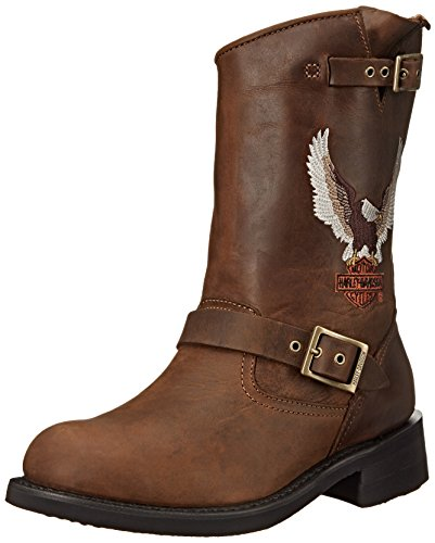Harley Davidson Mens Jerry Engineer Boot