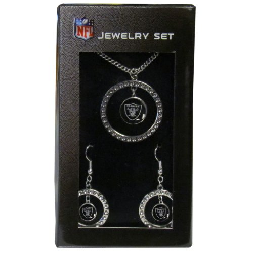 NFL Indianapolis Colts Rhinestone Jewelry Set ()