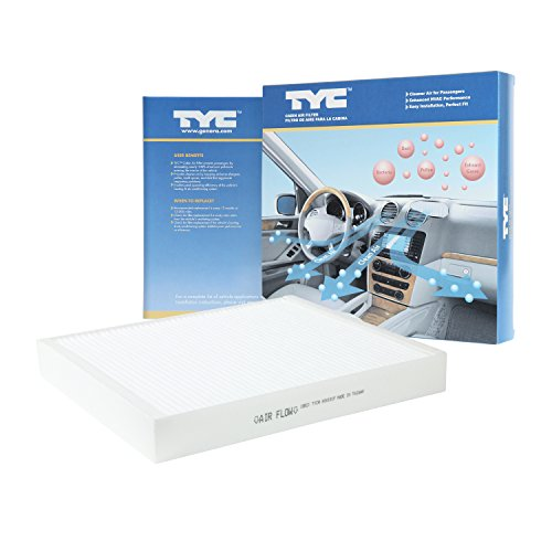 TYC 800181P Replacement Cabin Air ()