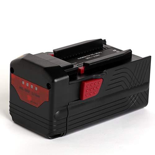 Para Hilti 36v 4000mAh / 4 0Ah Li-ion bateria de herramientas electricas B36 B36V TE6A TE 6A TE7A