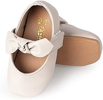 UniBaby7 Baby Girl Shoes Soft Sole