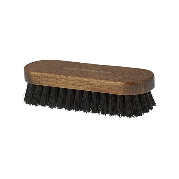 Colourlock Leather & Textile Cleaning Brush | Clean Leather, Textile And Alcantara | For Cars, Furniture, Apparel, Shoes…