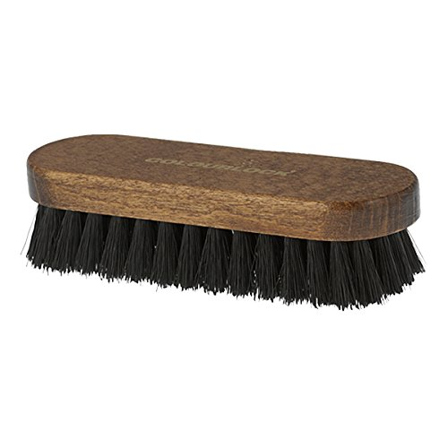 (Colourlock Leather & Textile Cleaning Brush for car interiors, Alcantara car Seats and Leather Furniture Upholstery)