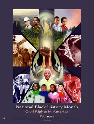 Workbook black history month biography worksheets : Amazon.com: 2014 National Black History Month Poster Civil Rights ...