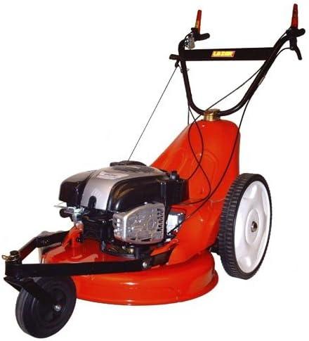 Lazer dp552s – Desbrozadora sobre ruedas – Motor B & S 750 Series – 161 cc – Ready Start – ancho de corte de 55 cm – Rueda delantera pivotante: Amazon.es: Bricolaje y herramientas