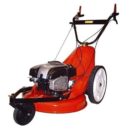 Lazer dp552s - Desbrozadora sobre ruedas - Motor B & S 750 ...