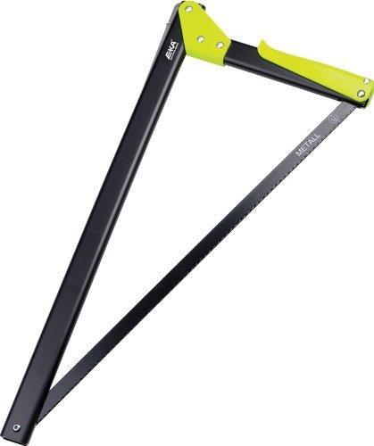 EKA Viking Combi Compact Saw, Black with Lime Handle, 17-Inch by EKA (Image #1)