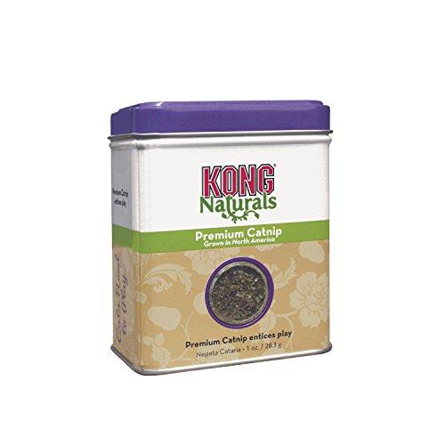 KONG Premium Catnip, 1-Ounce