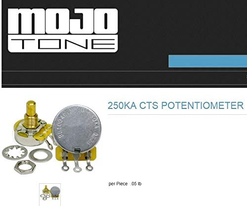 Custom Spec Wiring Kit For Jazz Bass CTS Pots .033uf 225P Orange Drop Cloth Wire