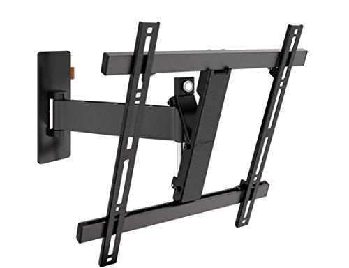 vogel 39 s wall 3225 support mural pour tv 32 55 pouces noir 32 55 120 ebay. Black Bedroom Furniture Sets. Home Design Ideas