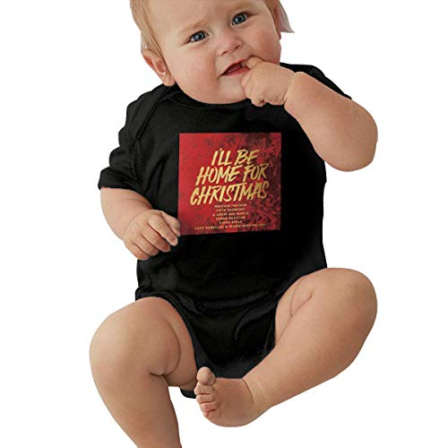 Fifth Harmony Breathable Black Short Sleeve Baby Suit 12M