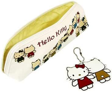 Sanrio Hello Kitty estuche: Amazon.es: Juguetes y juegos