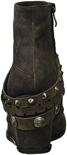 Too NOVA 2 Too Black Boot Fashion Lips Women's HBqS6