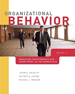 Organizational behavior improving performance and commitment in the organizational behavior improving performance and commitment in the workplace fandeluxe Image collections