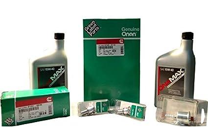 Amazon com: Onan Generator Maintenance Kit For HGJAB Gas