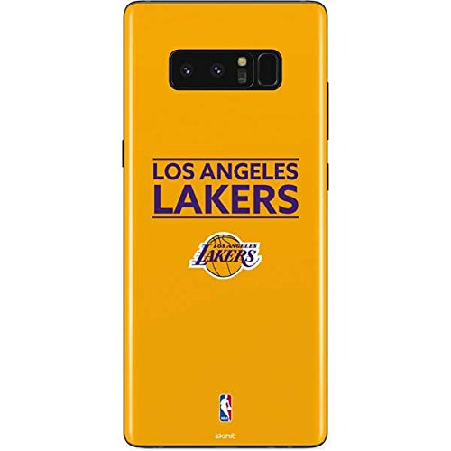 54ad5a6abcacbc Image Unavailable. Image not available for. Color  Los Angeles Lakers  Galaxy Note 8 Skin ...