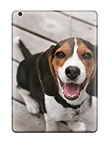 2015 durable Protection Case Cover For Ipad Air(beagle Dog)