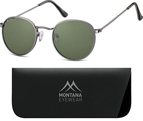 Mixte Multicolore Gunmetal G15 de Lunettes Montana Soleil Lenses txZqwafB