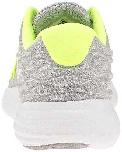 NIKE Womens Lunarstelos Running Shoe Wolf Grey/White-volt o6HbWd