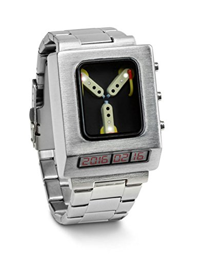best christmas present for husband , Back to the Future Flux Capacitor Watch