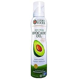 CHOSEN FOODS OIL AVOCADO SPRAY, 140 ML (Pack of 2)