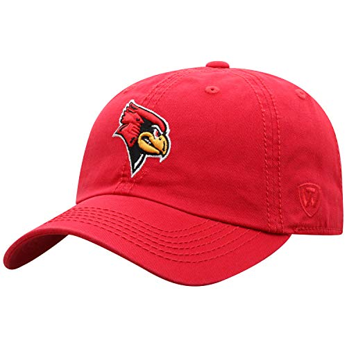 (Illinois State Redbirds Adult Adjustable Hat)