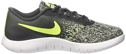 Flex Chaussures Fille Contact Nike barely volt white anthracite Volt Gs Gris Fitness De SdqtZxa