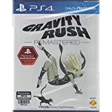 PS4 Gravity Rush DAZE Remastered Asian version Chinese + English subtitle Original voice