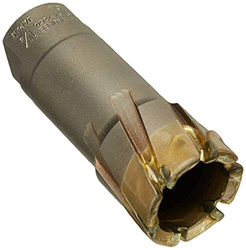 Milwaukee 49-57-1250 Steel Hawg 1-1/4-Inch Diameter 2-Inch Depth Threaded Shank Annular Cutter