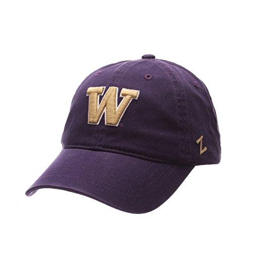 Zephyr Cotton Cap - University of Washington Scholarship Huskies Hat by Zephyr