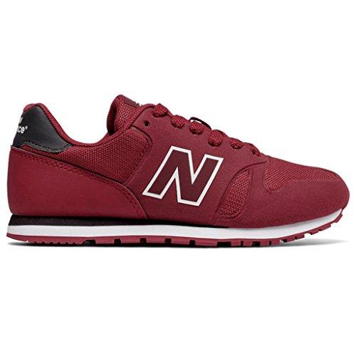 New Balance  Kd373bdy,  Unisex-Kinder Schuhe rot