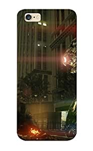 Fireingrass Case Cover For Iphone 6 Plus - Retailer Packaging Crysis 2 Protective Case by runtopwell