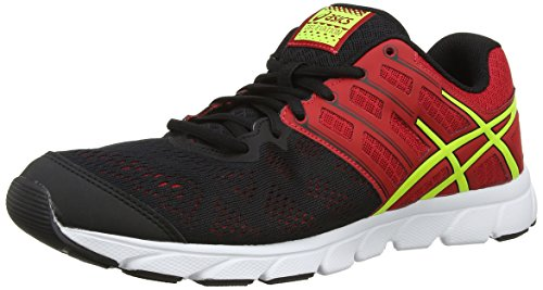 Asics Gel Evation Mens Running Sneakers / Scarpe Nere