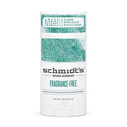 Schmidt's Deodorant Stick, Fragrance-Free, 3.25 Ounce by Schmidt's - Shopping Mall Aspen