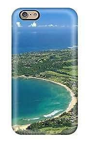 Awesome CsNomVz22GztoI MaryannVillanueva Defender Tpu Hard Case Cover For Iphone 6- Beautiful Hawaii Beach S