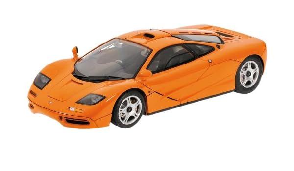 Amazon.com: 1994 Mclaren F1 Road Car Orange 1/12 Minichamps 530133131: Toys  U0026 Games