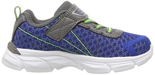 Chaussures Élastique Gris Larme Bleu Bébé Skechers Blu 97651n Marine xAYq1FA7