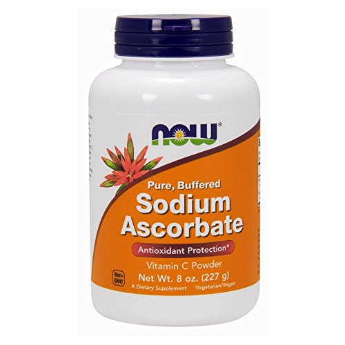 NOW Foods Sodium Ascorbate Powder,8-Ounce