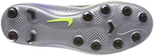 Nike Jr Mercurial Vctry 6 NJR Agpro, Zapatillas de Fútbol Unisex Niños Azul (Racer Blue/black-chrome-volt 407)