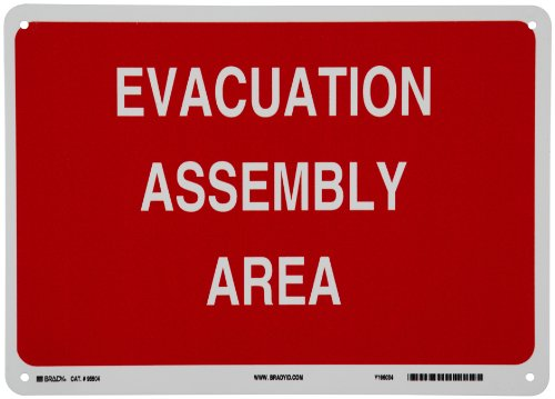 Evacuation Assembly - Brady 95504 14