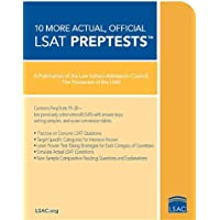 10 More, Actual Official LSAT PrepTests: (PrepTests 19–28) (Lsat Series)