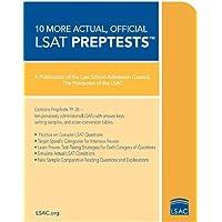 10 More Actual, Official LSAT PrepTests