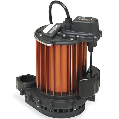 Liberty Pumps 237-2 1/3 HP Aluminum Submersible Sump Pump with Vertical Float (2, NA