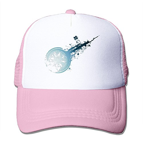 [ACMIRAN Final Fantasy XIV Game Funny Snapback One Size Pink] (Makers Mark Costume)