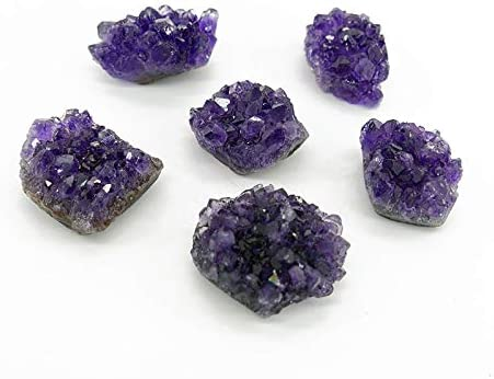 Mineral Import Cabujon Drusa de Amatista