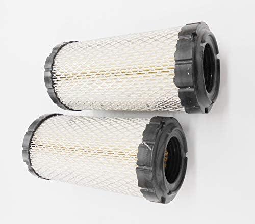 Raisman Air Filter Replaces Briggs /& Stratton 820263//KAWASAKI 11013-7029//11013-7048//KOHLER 25-083-02S//ONAN 0140-9071//Toro 108-3811//John Deere M113621//Walker 5090-1//Gravely 21512500