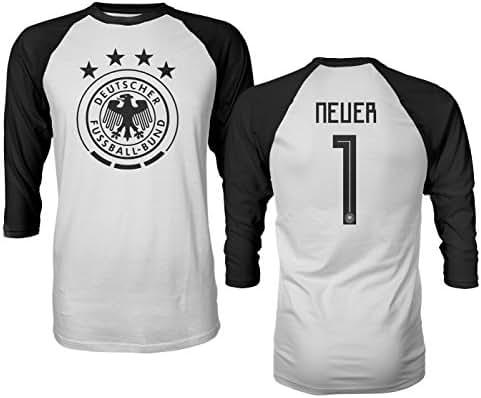 8581b1920ec Mua manuel neuer shirt trên Amazon chính hãng giá rẻ